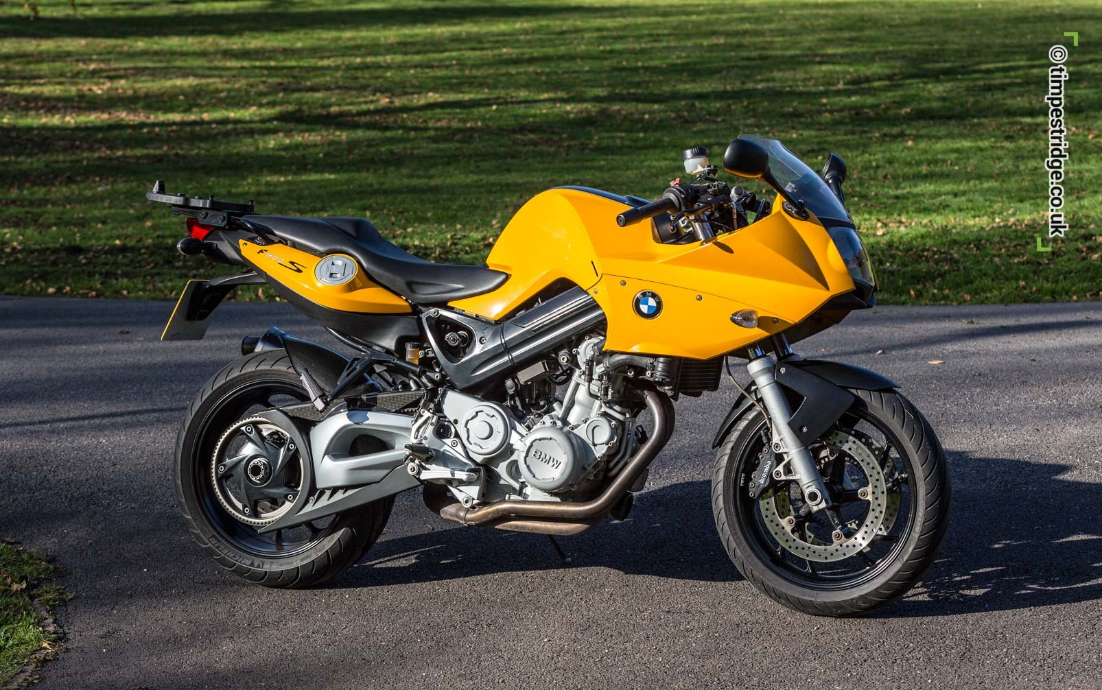 Buying A Bmw F800s For Commuting