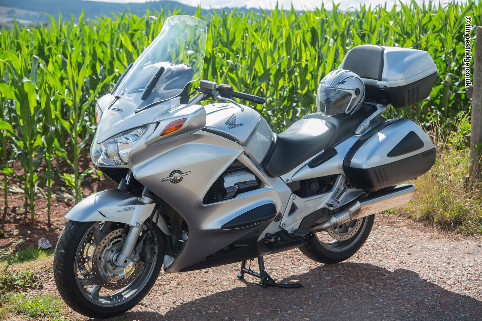 Sensational A Short Owners Review Of The 2005 Honda St1300 Ncnpc Chair Design For Home Ncnpcorg