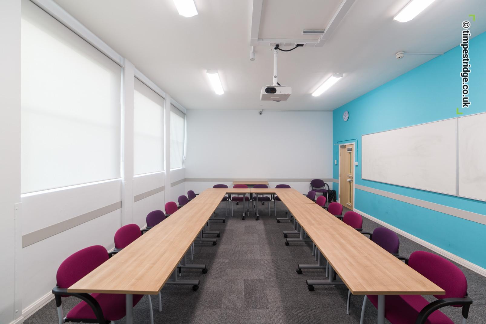 Atkins interior design at University of Exeter