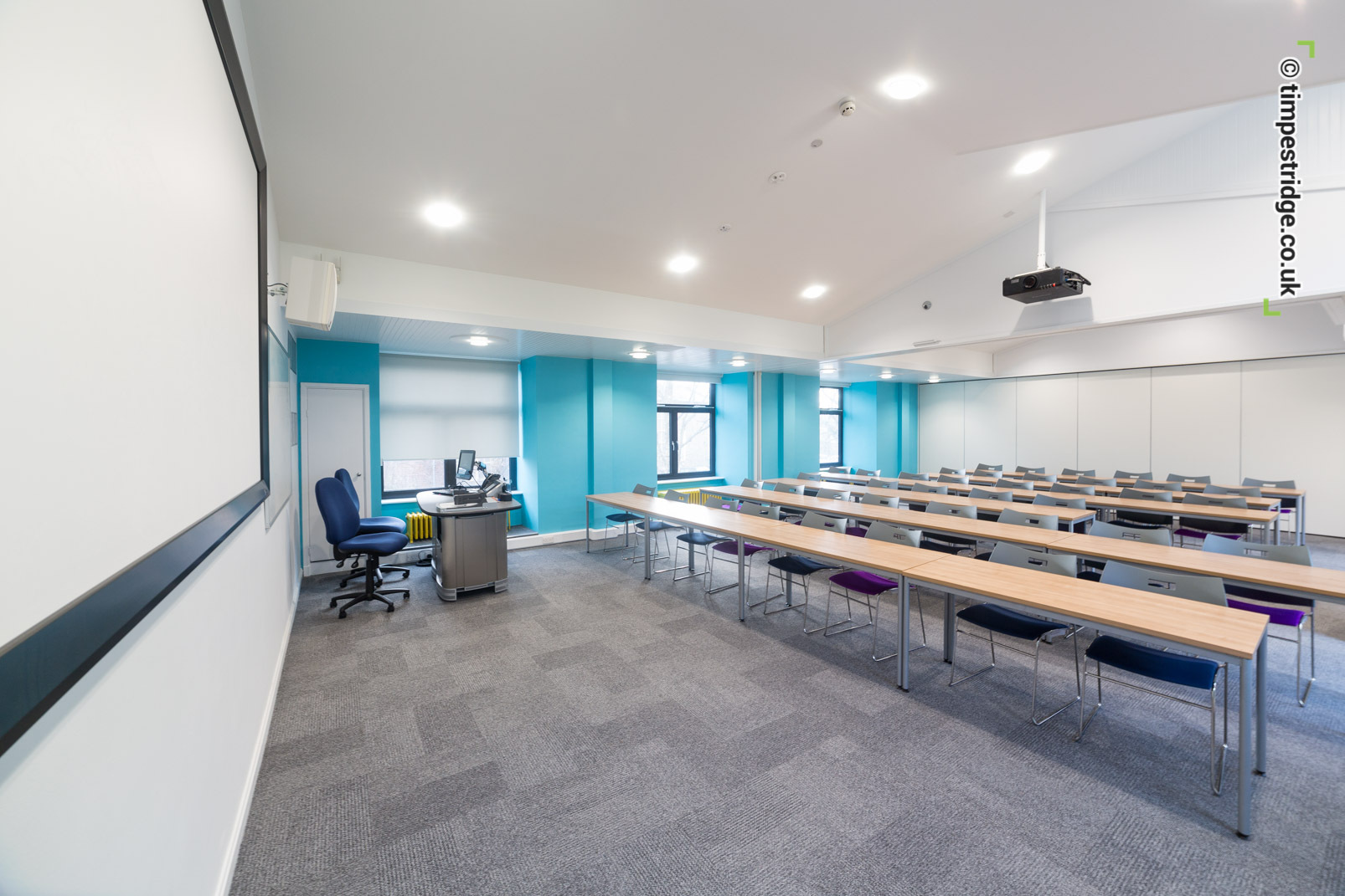 Atkins interior design at university of exeter for Designer east architectural engineering design consultants company