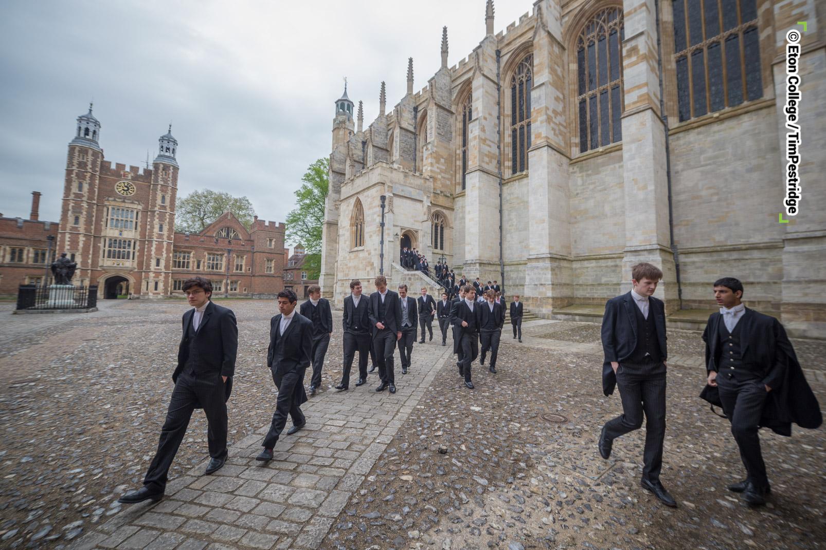 Photos for Eton College Boys School England
